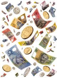 Raining Money Aud